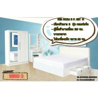 ชุดห้องนอน 6 ฟุต เซต 14