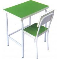 DG/A12-F,ชุดโต๊ะนักเรียนประถมหน้าโฟเมก้า,โต๊ะนักเรียน,โต๊ะโรงเรียน,โต๊ะโฟเมก้า,table,school