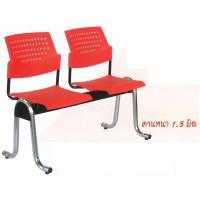 DG/CT2-GD,เก้าอี้แถวไกรเดอร์2ที่นั่ง,เก้าอี้แถว,เก้าอี้ไกรดร้า,เก้าอี้พักคอย,เก้าอี้,chair