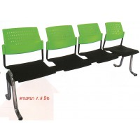 DG/CT4-GD,เก้าอี้แถวไกรเดอร์4ที่นั่ง,เก้าอี้แถว,เก้าอี้ไกรดร้า,เก้าอี้พักคอย,เก้าอี้,chair