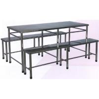 DG/TC-ST75180,โต๊ะสแตนเลสเกรด304 หนา1นิ้ว ขากลม1.5นิ้ว หนา1มิล,โต๊ะสแตนเลส,โต๊ะพับสแตนเลส,โต๊ะรับประทานอาหาร,โต๊ะพับ,โต๊ะ,table