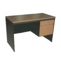 โต๊ะทำงานมี 2 ลิ้นชักขวา