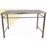 DG/THL75120,โต๊ะสแตนเลสขาตาย,โต๊ะขาตาย,โต๊ะสแตนเลส,โต๊ะกลางสแตนเลส,โต๊ะพับ,โต๊ะอเนกประสงค์,โต๊ะ,table