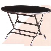 DG/TLO120,โต๊ะกลมสแตนเลสขาปีกนก,โต๊ะกลม,โต๊ะสแตนเลส,โต๊ะขาแยก,โต๊ะกลมสแตนเลส,โต๊ะพับสแตนเลส,โต๊ะรับประทานอาหาร,โต๊ะพับ,โต๊ะเหลี่ยม,โต๊ะ,table