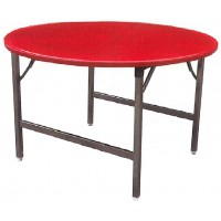 DG/TMIR120,โต๊ะกลมหน้าเหล็กขาชุบ,โต๊ะกลม,โต๊ะเหล็ก,โต๊ะพับ,โต๊ะพับอเนกประสงค์,โต๊ะพับได้,โต๊ะ,table