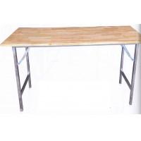 DG/TMPR75x180,โต๊ะพับหน้าไม้ยางพารา,โต๊ะพับอเนกประสงค์,โต๊ะพับยางพารา,โต๊ะพับไม้ยางพารา,โต๊ะพับอเนกประสงค์มีตะแกรง,โต๊ะ,table