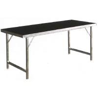 DG/TSL75180,โต๊ะสแตนเลส,โต๊ะพับสแตนเลส,โต๊ะรับประทานอาหาร,โต๊ะพับ,โต๊ะเหลี่ยม,โต๊ะ,table