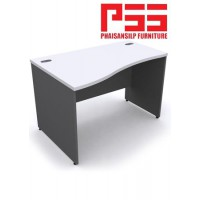 โต๊ะทำงานโล่ง TWH1500-86 D-FUR