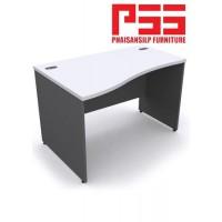 โต๊ะทำงานโล่ง TWH1600-86 D-FUR